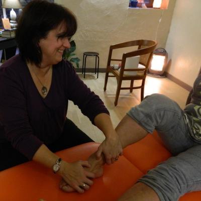 magnétiseur guérisseur rebouteux coupeur de feu Sandrine Martina