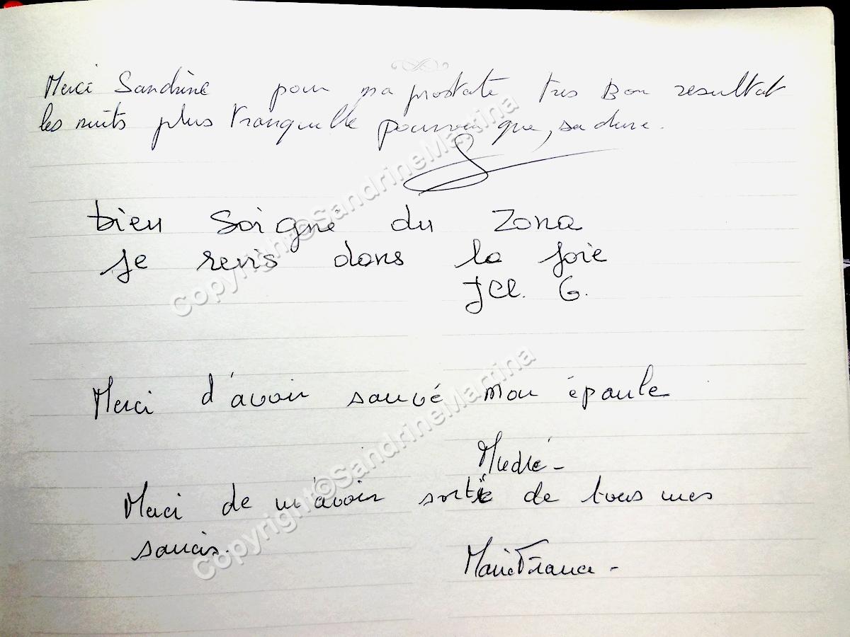 Sandrine MARTINA Magnétiseur Hypnose Guérisseur