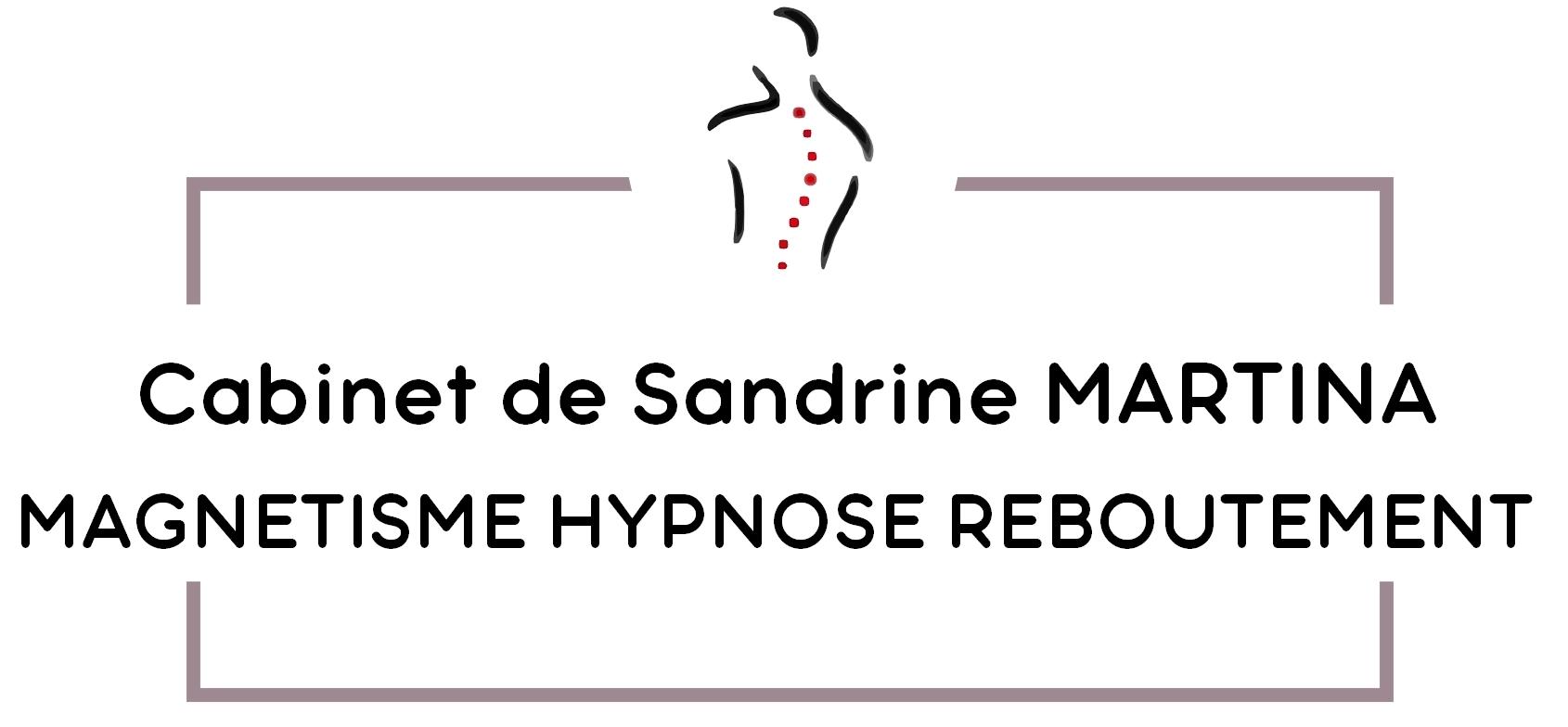 Logo cabinet sandrine martina 1